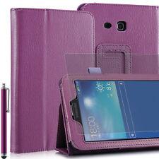 Funda para Samsung Galaxy Tab 3 Lite (T110) - 7'' - Púrpura + lápiz + protector