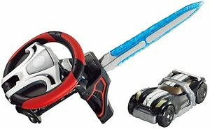 Bandai Kamen Rider Drive DX HANDLE SWORD MISB HANDLE-KEN & Shift Wild shift car