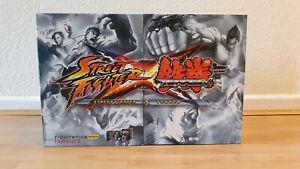 Street Fighter X Tekken Arcade Fight Stick Pro PS3 - Boxed