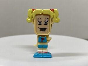 Pixel Chix Roomies Miss Sporty Figure Only 1.5in.