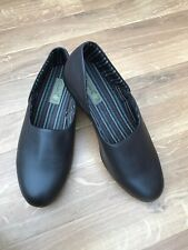 CLARKS BROWN ROSS 8G MENS SLIP ON ROUND TOE INDOOR HOUSE SLIPPERS King LEATHER