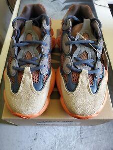 Size 4.5 - Adidas Yeezy 500 Enflame 2021 GZ5541
