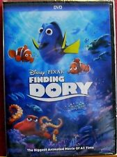 """Disney's """"Finding Dory"""" (DVD, 2016) NEW RELEASE - NEW/SEALED - FREE U.S. S/H"""