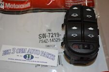 2004-2008 Ford Focus LH Driver Side Master Power Window Switch Black new OEM