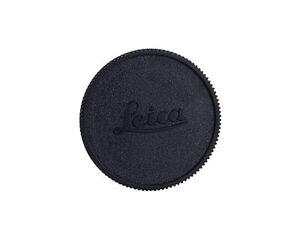 Genuine Leica M Camera Lens Mount Cap (Body cap) Black #14397