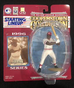 1996 Starting Lineup Cooperstown Joe Morgan Cincinnati Reds MLB New Sealed Nice