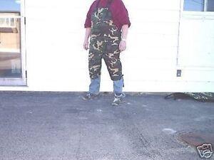 DOG TRAINING CAMMO CHAP STYLE APRON SCHUTZHUND POLICE K9