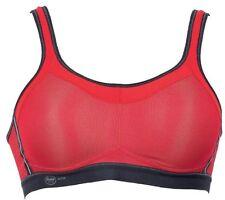 Soutien-gorge de sport - Sans armature - Uni - Femme orange taille 85D