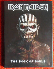 IRON MAIDEN THE BOOK OF SOULS Limited Deluxe Edition 2 CD BOX