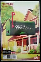The VISION #2 (2016 Marvel Comics) ~ VF/NM Comic Book