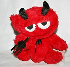 Plush singing Dancing Light up Devil Stuffed Foreigner Hot Blooded Video Gemmy