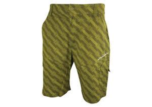 "NEW Flexifoil Premium Quality Comfortable Smart Casual Shorts - Green - 32"""
