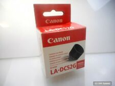 Original Canon LA-DC52G Conversion Lens Adpapter Hood für A570 IS 1908B001AA NEU