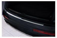 Proteggi Soglia Bagagliaio in Acciaio Inox per Audi Q7 4L Quattro S-LINE Anno