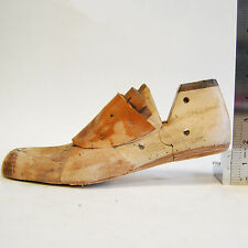 "Men's Boots Shoe Molds Lasts Pair, 1.5"" Heel, US 8, EUR 41, WOOD"