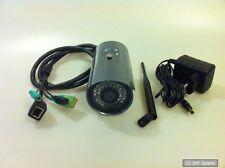Y-Cam YCBLHD6 Bullet HD IP-Kamera mit Nachtsicht (1080p Wi-Fi/PoE) Grafit, Neuw
