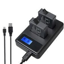 For Gopro HERO5 Black HERO 5 hero 7 Black Battery / Dual LCD Battery Charger
