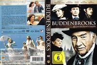 (DVD) Buddenbrooks - Armin Müller-Stahl, Jessica Schwarz, August Diehl, I.Berben