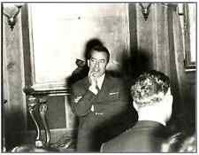 Italia, On. Bruno Castellarin, ex Vice Sindaco - PSDI   Vintage .  Tirage arge