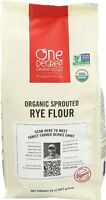 One Degree Organic Foods Organic Sprouted Rye Flour, 32 OZ