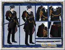 The Sword Dance Touken Ranbu Shokudaikiri Mitsutada Cosplay Costume deluxe set
