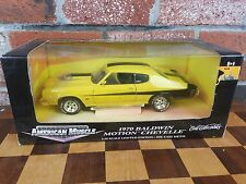 Ertl American Muscle 1970 Baldwin Motion Chevelle SS 454 1:18 Scale Die-Cast New