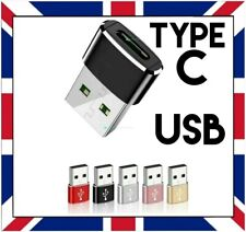 USB C Type C Female TO USB 3.0 Male Adapter for TABLET Samsung LAPTOP PC MOBILE