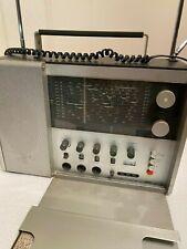Weltempfänger von Braun aus 1965Modell Statina T 1000 & Diaprojektor von Braun