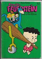 Familie Feuerstein Nr.14 von 1968 - TOP Z1 Comic-Album Neuer Tessloff