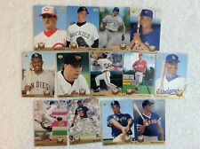 MLB UPPER DECK 1993 TOP PROSPECT Trading Cards Lot of 13 BEAUTIFUL #19