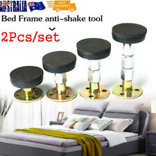 Adjustable Threaded Bed Frame Anti-shake Tool Wall Support Improve Sleep Quality
