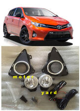 (#297) Toyota Corolla 2012 to 2015 Driving / Fog Lights Fog Lamps Kit