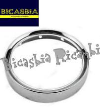 0313 - GHIERA FARO FANALE ANTERIORE CROMATA VESPA 125 GTR TS