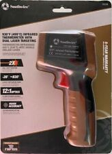 Southwire 31212s 26f To 930f Infrared Thermometer Dual Laser Targeting