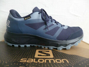 Salomon Trainers Trailster 2 GTX Trainers Sneakers Trainers Blue New