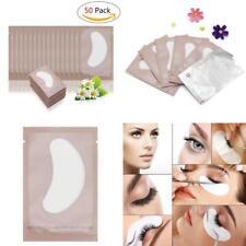 50 Parche Para Debajo De Ojo Aplicación Pestañas Postizas Extensiones Maquillaje