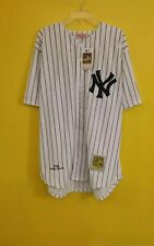 ⚾️NEW YORK YANKEES #7 MICKEY MANTLE 1951 MITCHELL & NESS THROWBACK JERSEY -54
