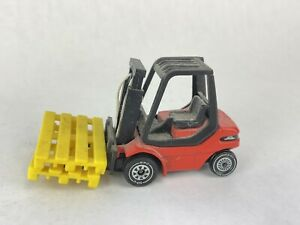 LINDE H30 Forklift Gabelstapler Siku GERMANY 1:60