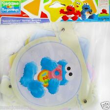 Sesame Street Beginnings Babyshower Special Delivery Banner 1ct Party Decoration