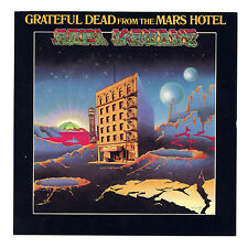 Stanley Mouse Alton Kelley Grateful Dead from The Mars Hotel 1984 Handbill