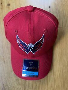 Washington Capitals Toddler Fanatics Brand Cap / Hat New with tag