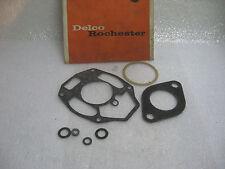 1961 1962 PONTIAC TEMPEST 4CYL 1V ROCHESTER CARBURETOR GASKET KIT GM 7016143 NOS