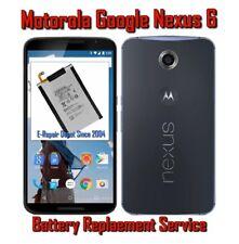 Motorola Google Nexus 6 XT1100/ XT1103 Battery Replacement Service