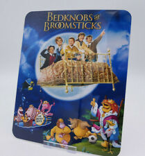 BEDKNOBS AND BROOMSTICKS - Bluray Steelbook Magnet Cover (NOT LENTICULAR)