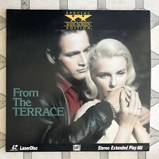Far From The Terrace - Laserdisc