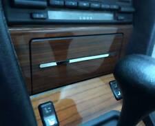 D Mercedes W124 Chrom Strebe für Aschenbecher - Edelstahl poliert