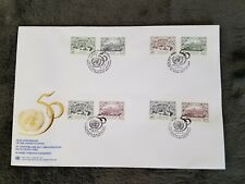 1995 50th Anniversary of the United Nations Large Fdc - Mint Condition