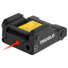 New 2017 Truglo Micro Tac Universal Red Rail Mounted Laser Sight TG7630R