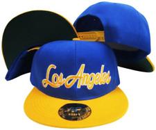 Los Angeles Rams Script Adjustable Hat