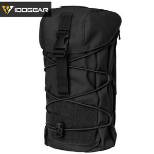 Tactical GP Pouch General Purpose Utility MOLLE Sundry Recycle Bag Airsoft Gear